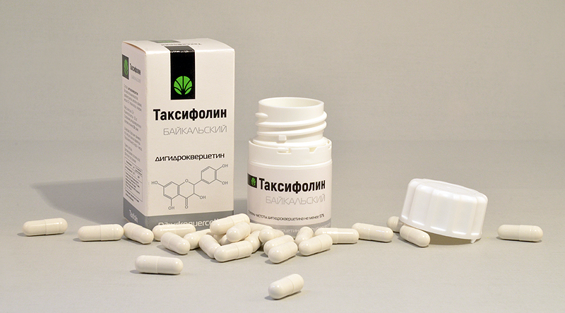 taxifolin dihydroquercetin photo